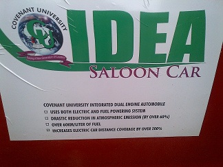 Constructed Cra By Covenant University Students In Ogun State(Photo Credit: NAiraland Forum)