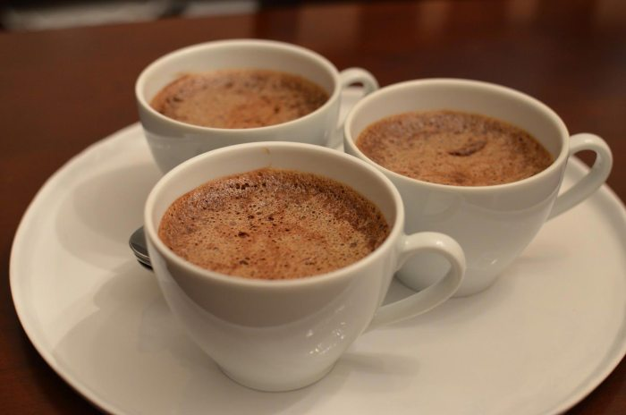 Hot chocolate (Photo Credit: Playing with Flour)