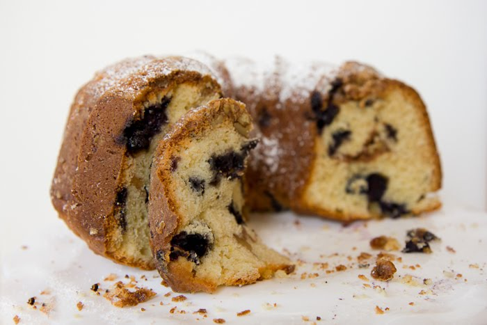 Blueberry Streusel Coffee Cake The Yellow Table