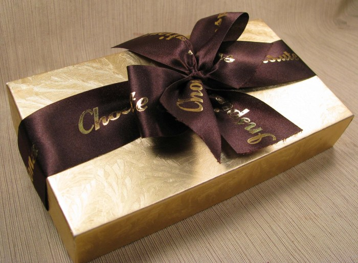 chocolate gift creative ideas