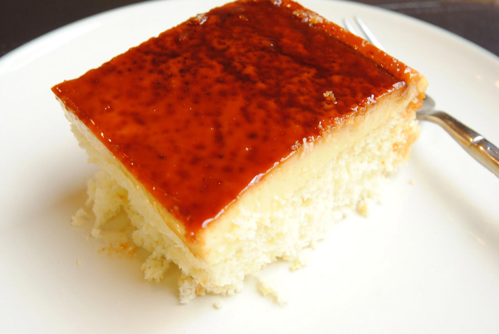 How To Make Custard Cake Filipino Style