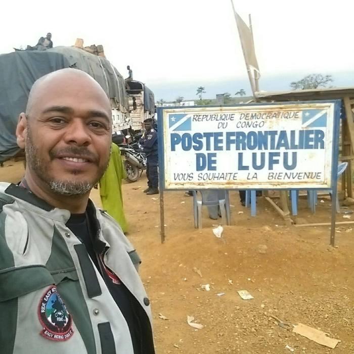 Ogbonnaya Kanu in the Democratic Republic of Congo