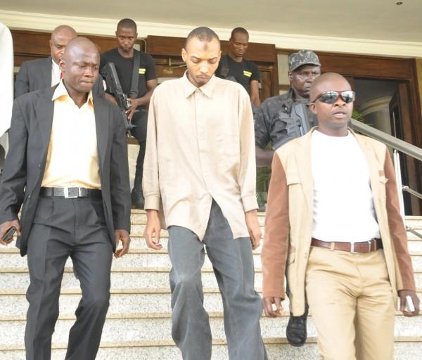 Aminu Ogwuche in court in Abuja (Photo Credit: NAN)
