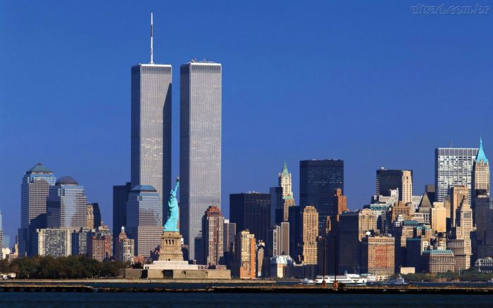 As They Were: Remembering The World Trade Center (Photo Credit: CD/AFP)
