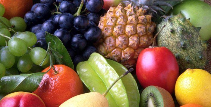 Fruits, Food, Cholesterol