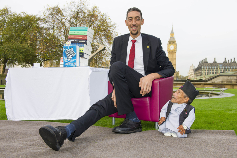 Britain Guinness World Records Day
