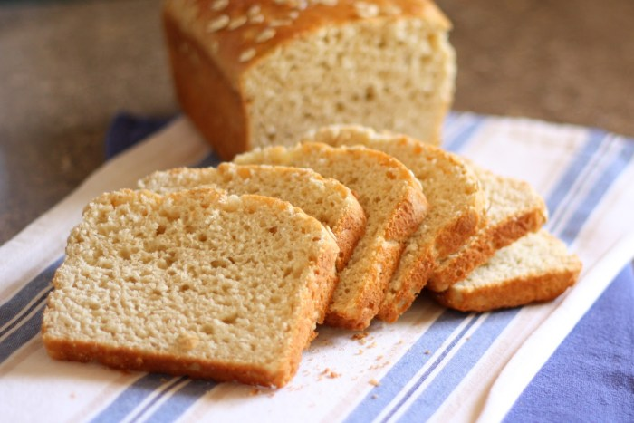 Honey and Oat Gluten Free Bread (Photo Credit: Bare Feet In The Kitchen)