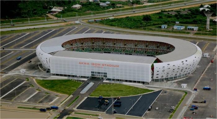 The New Akwa Ibom Stadium