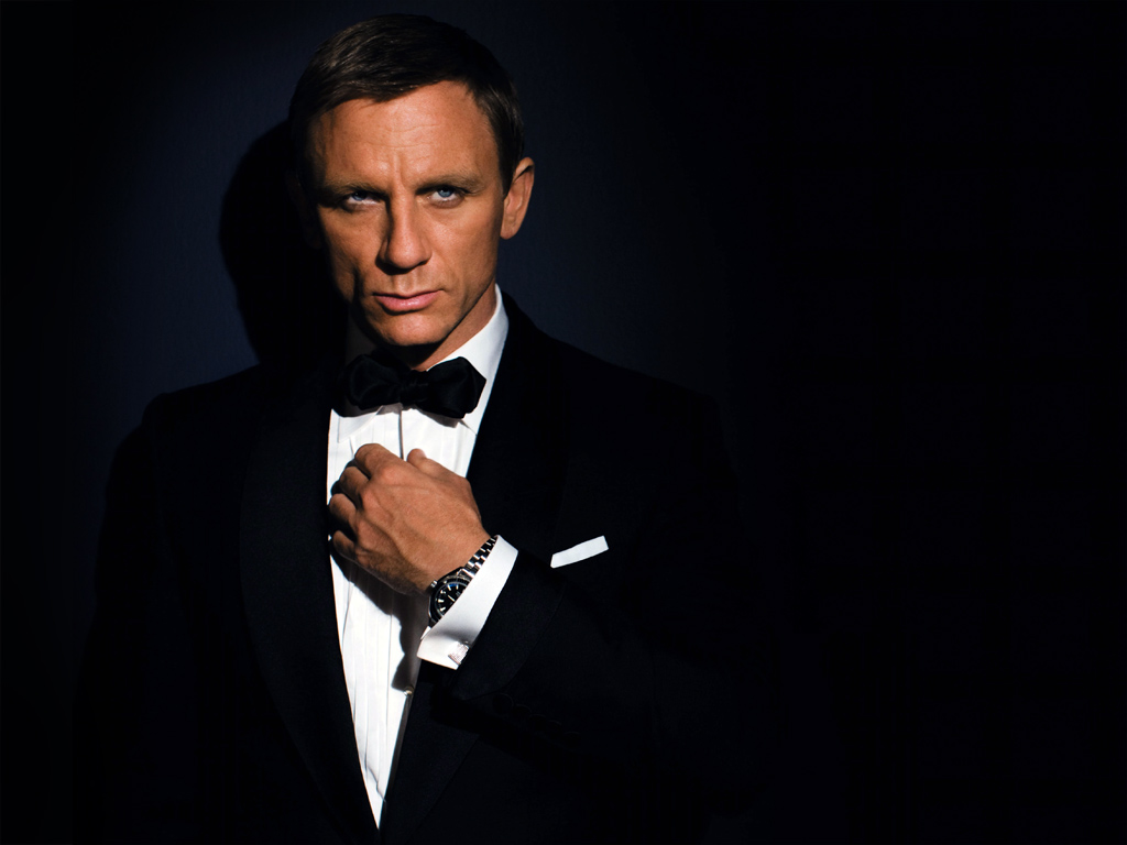 007 Title And Cast Of Next James Bond Film Revealed Black