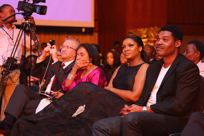 Omotola-Jalade-with-hubby,-Cpt-Ekeinde