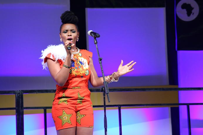 Yemi Alade (Photo Credit: TFAA)