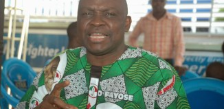 Governor Ayo Fayose of Ekiti State