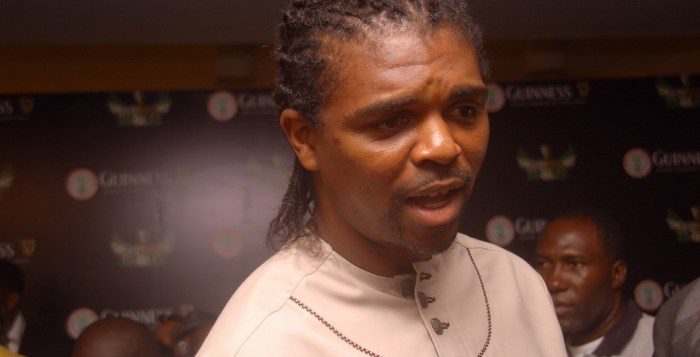 Nwankwo Kanu, Russia, Money, Match