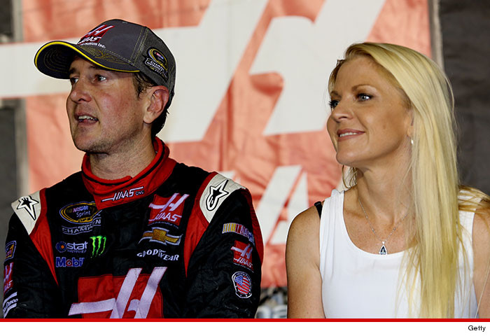 Kurt Busch and Patricia Driscoll pictured in an undated photo | TMZ