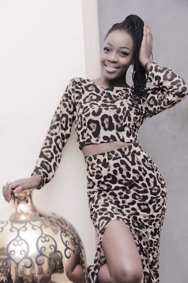 April-Tinsel and Nollywood actress Joju Muse