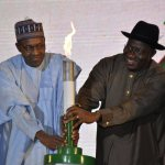 Goodluck Jonathan, Muhammadu Buhari Helipad expensive