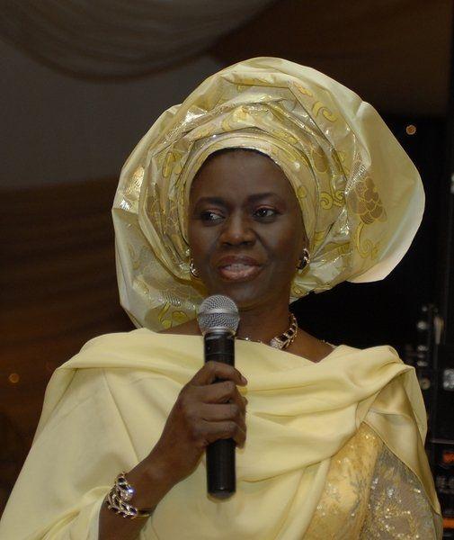 late Maryam Babangida (Photo Credit: Brand Icon)