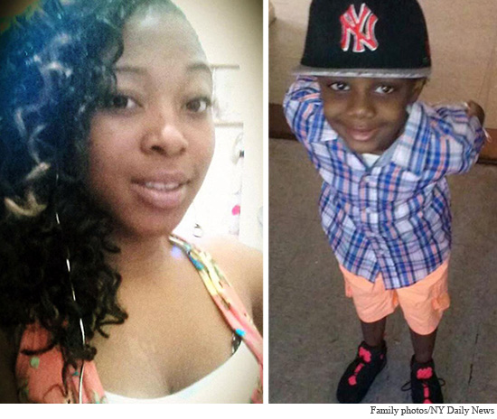 3-year-old boy, Ethan Ali beaten to death in by his aunt in New York (Photo Credit: NY Daily)