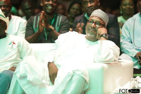 PVC Event Lagos Goodluck Jonathan PDP Adamu Mu'Azu