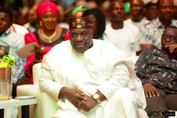 PVC Event Lagos Goodluck Jonathan PDP Doyin Okupe