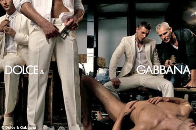 Dolce  Gabbana Spring/Summer 2007 campaign ad
