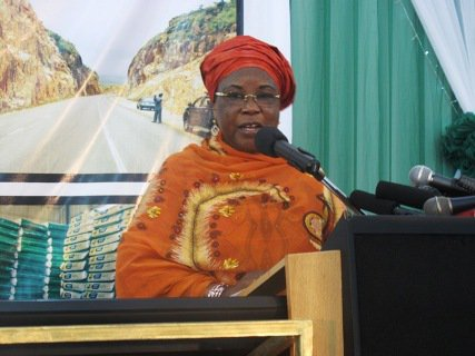 Minister of Women Affairs and Development, Hajia Zainab Maina (photo credit: The Nation)