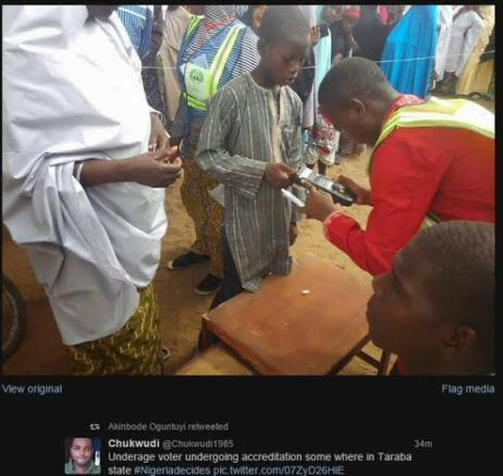 UNBELIEVABLE: 'Our Officers Were Threatened With Death And Forced To Register Children' – INEC