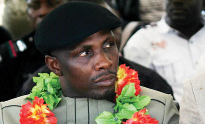 Former MEND commander Government Ekpemupolo, also known as Tompolo. (Photo Credit: Vanguard)