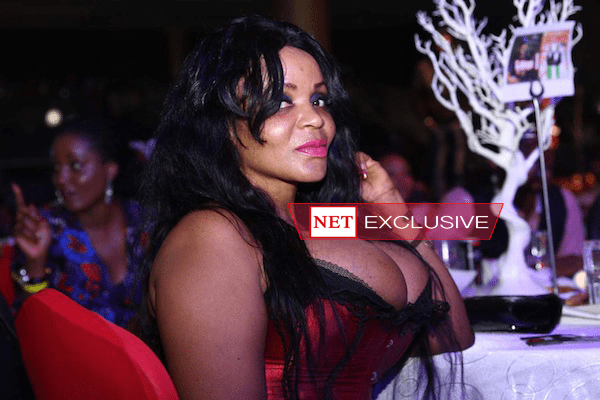 Cossy orjiakor at Yaw Live on Stage (Photo Credit: The NET NG)