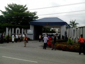 Cross River Government workers locked out for coming late