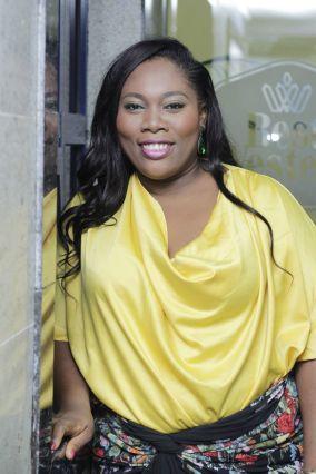 Mrs. Toyin Ojomo (Credit: Stephanie Daily)