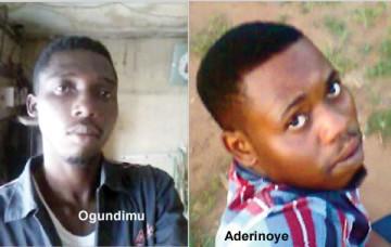 Ogundimu and Aderinoye