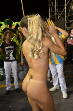 Miss Bum Bum Brazil Carnival Rio