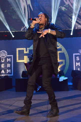 Future perform at the 2015 summer Jam (Credit; Joe Chea/Hot 97)