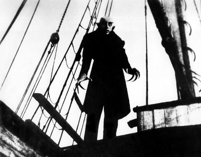 """Nosferatu"" (1922) Murnau (Photo Credit: PRANA FILM/Collection Christophel)"