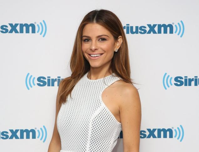 37-year-old Maria Menounos replaces 40-year-old Giuliana Rancic, as new host of E!News officially from Monday, August 10, 2015.