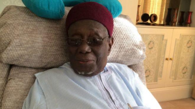 Ibrahim Dsuki (photo credit: BBC)