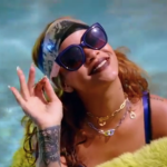 Rihanna's BBHMM Video | Screengrab from YouTube