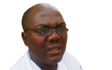 UNILAG lecturer, Dr Akin Baruwa, who raped his friend's 18-year-old daughter seeking admission into the school. (Photo Credit: Punch)