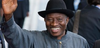 Nigeria President Goodluck Jonathan Niger Delta