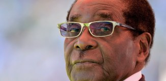 Robert Mugabe , Zimbabwe, 94, Grace Mugabe