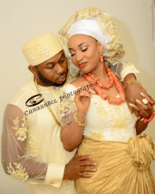 Nollywood actress and singer, Tonto Dikeh Churchill had her traditional wedding on Saturday, August 29, 2015 at her hometown Rumukani in Rumukwuta in Obiokpor iga Rivers state.(Photo Credt: Canaaanbee Photography)