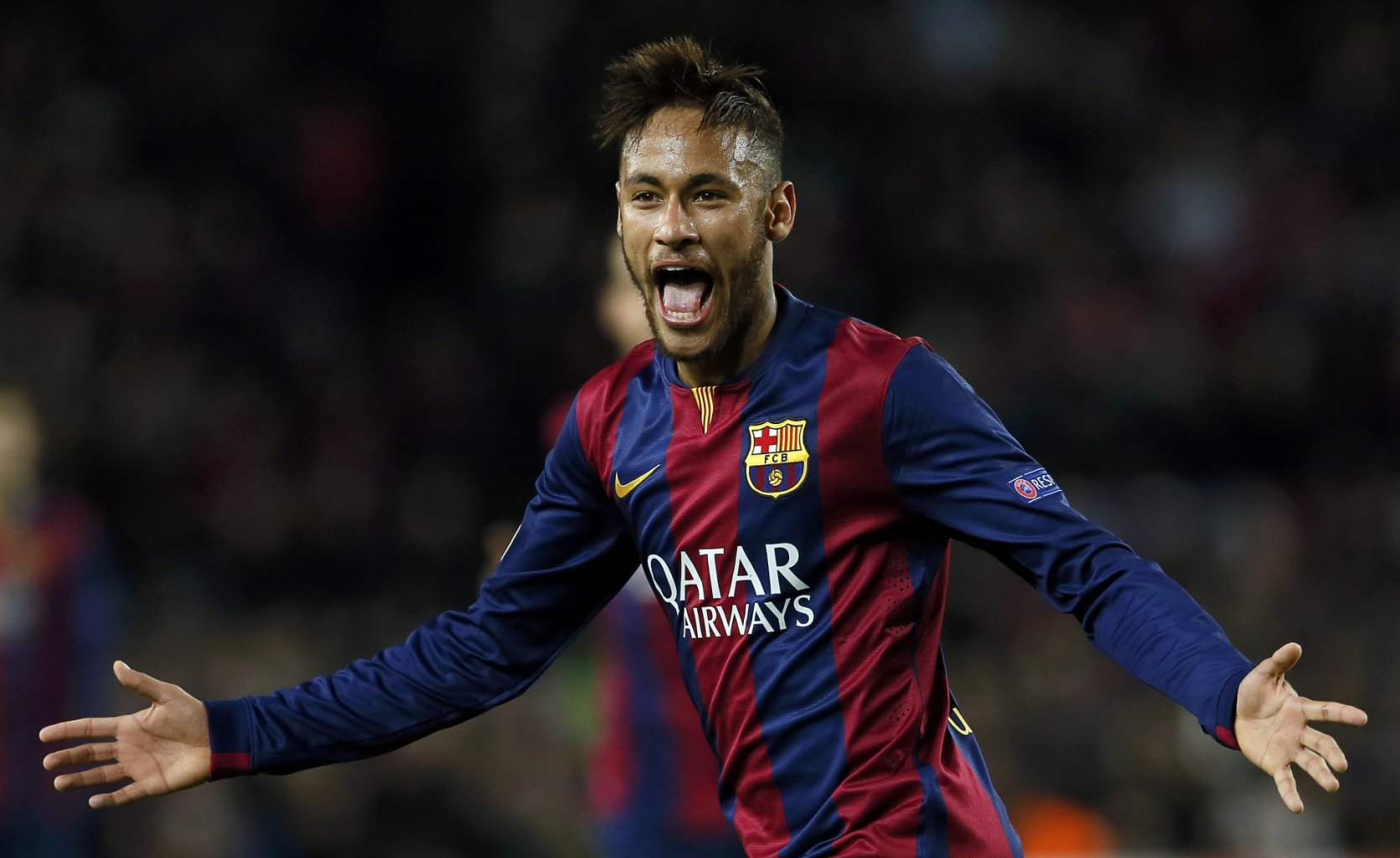 Image result for neymar in super cup