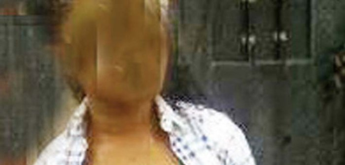 24-year-old student, Be­atrice Okeke (pseudonym), a student of a Vocational Institute in Owerri, the capital of Imo State, claims she has had sexual intercourse with about 600 men in the past year. (Photo Credit: Sun)