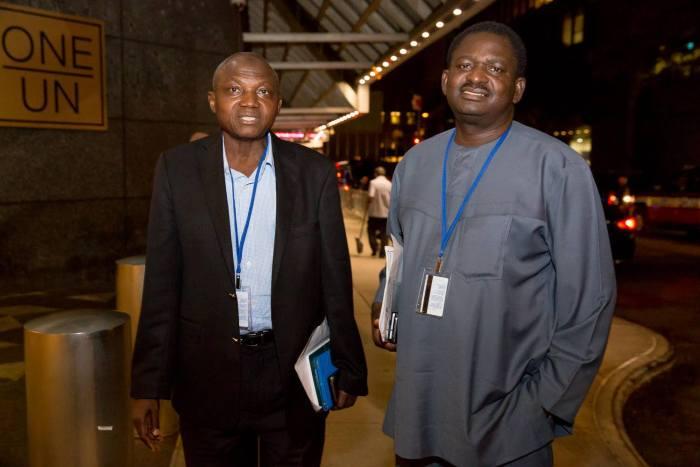 Shehu Garba, President Muhammadu Buhari, Travel Ban
