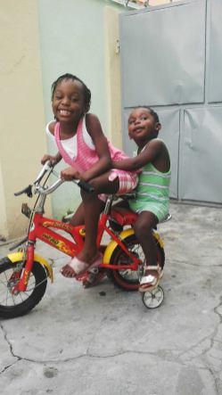 The 2 daughters of Emeka Jeffrey Onuoha | Facebook