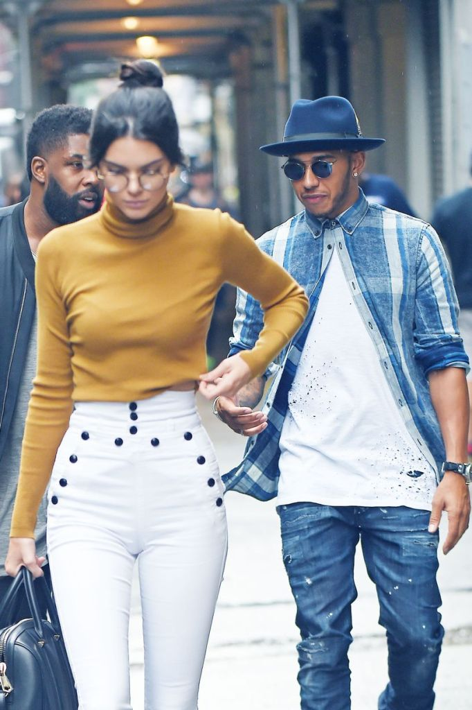 Kendall-Jenner-and-Lewis-Hamilton-out-and-about (1)