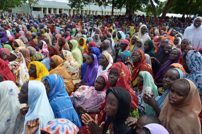 IDPs, Borno