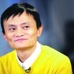 Jack Ma, founder and CEO of Alibaba.com