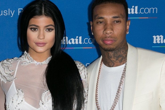 Kylie Jenner and Tyga   Getty Images